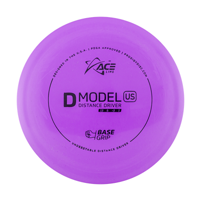 ACE Line D Model US BaseGrip Plastic
