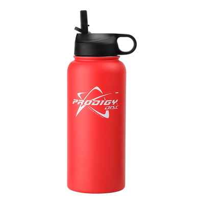 Prodigy Insulated Water Bottle With A Straw Lid