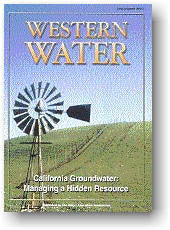 California Groundwater: Managing A Hidden Resource