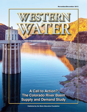 A Call to Action? The Colorado River Basin Supply and Demand Study