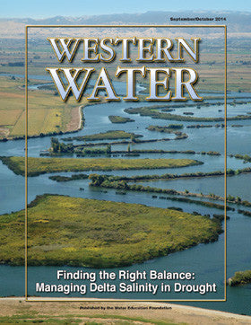 Finding the Right Balance: Managing Delta Salinity in Drought