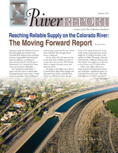 River Report Summer 2015