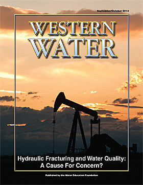 Hydraulic Fracturing and Water Quality: A Cause for Concern?