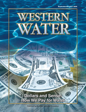 Dollars and Sense: How We Pay for Water