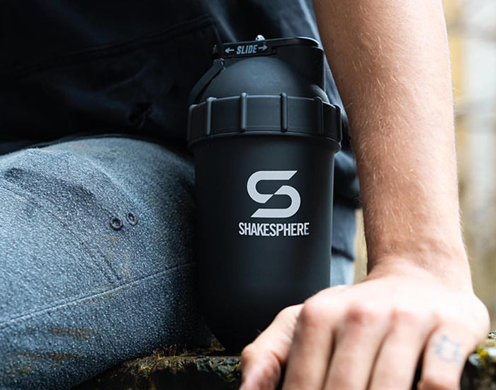 Best Shaker Bottle From Shakesphere
