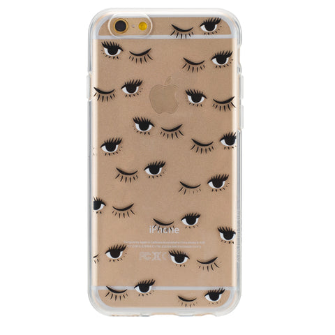 iPhone 6/6s ShockSlim - Eyelashes