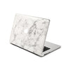 "Macbook Air Skin 13"" - White Marble"