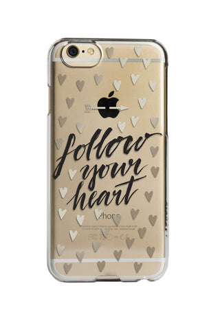iPhone 6/6s SlimShield - Follow Your Heart
