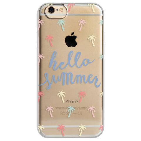 iPhone 6/6s ShockSlim- Hello Summer