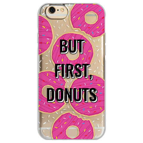 iPhone 6/6s ShockSlim- But First Donuts