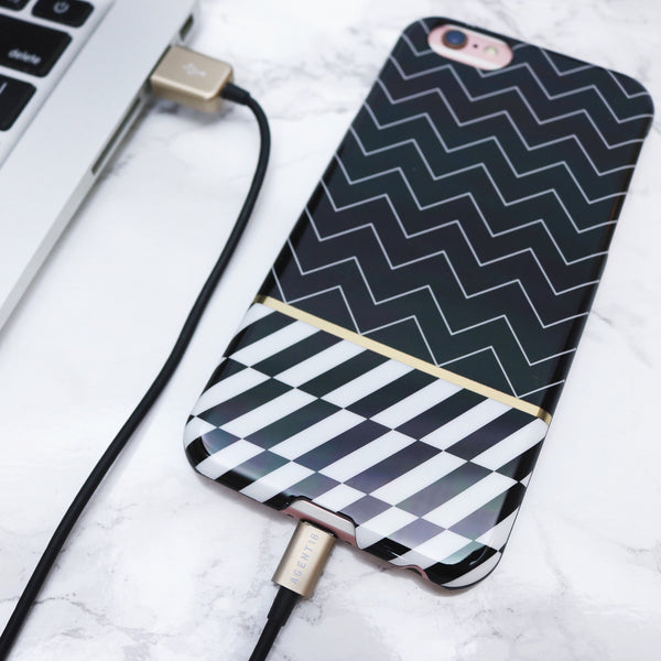 iPhone 6/6s SlimShield - Fancy Chevron