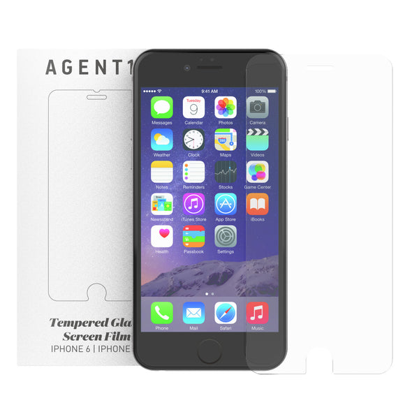 Accessory - Screen Film - Tempered Glass For IPhone 6/6s