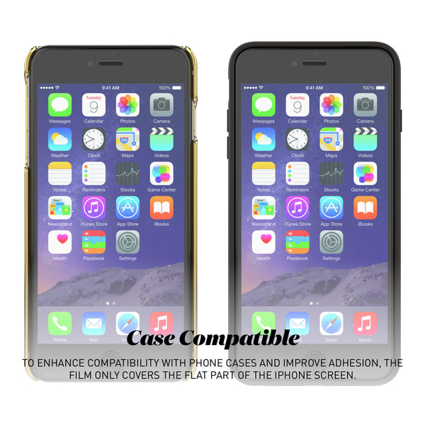 Accessory - Screen Film - Tempered Glass For IPhone 6/6s Plus