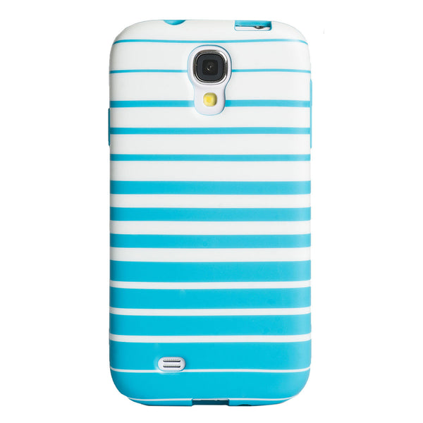 Case - Galaxy S4 FlexShield - Blue Stripes
