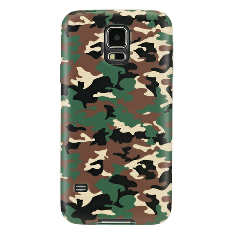 Case - Galaxy S5 FlexShield - Camo