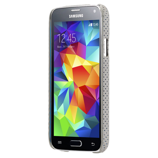 Case - Galaxy S5 SlimShield - Perforated Leather