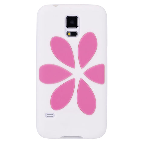 Case - Galaxy S5 Vest - White/Pink