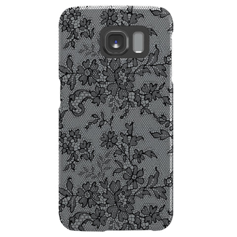 Case - Galaxy S6 SlimShield - Fishnet Lace