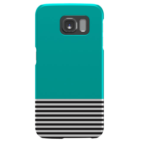 Case - Galaxy S6 SlimShield - Manhattan Stripes