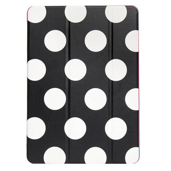 Case - IPad Air 1 & 2 FlipShield - Manhattan Dots
