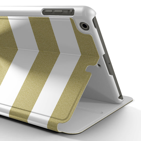 Case - IPad Mini 4 SlimShield+ - Glitter Stripes