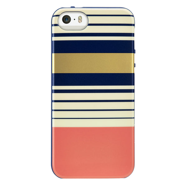 Case - IPhone 5/5s FlexShield - Preppy