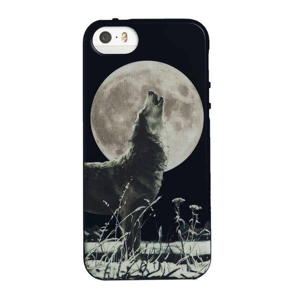Case - IPhone 5/5s FlexShield - Wolf