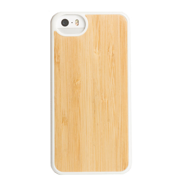 Case - IPhone 5/5s Inlay - Bamboo