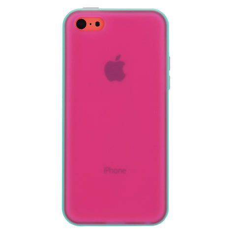 Case - IPhone 5c FlexGrip - Pink/Teal