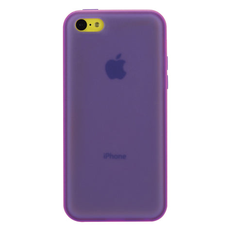 Case - IPhone 5c FlexGrip - Purple/Pink
