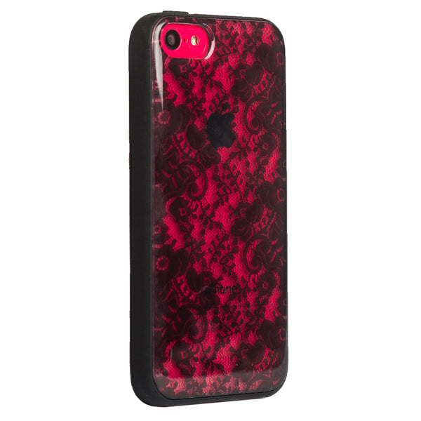 Case - IPhone 5C ShockSlim, Clear Lace
