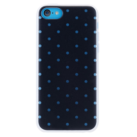 Case - IPhone 5c ShockSlim - Manhattan Dots