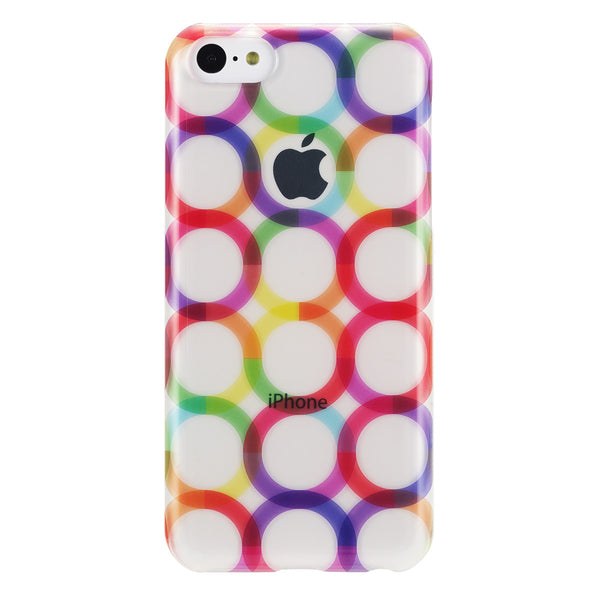 Case - IPhone 5c SlimShield - Circles