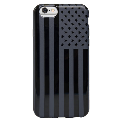 Case - IPhone 6/6s FlexShield - Black Flag