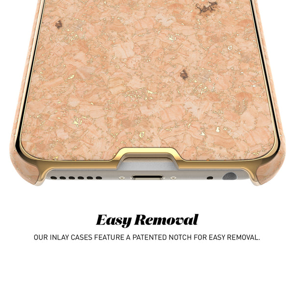 Case - IPhone 6/6s Inlay - Cork