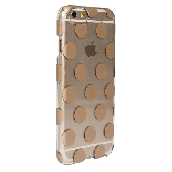 Case - IPhone 6/6s Plus SlimShield - Gold Dots