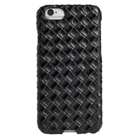 Case - IPhone 6/6s SlimShield - Black Weave