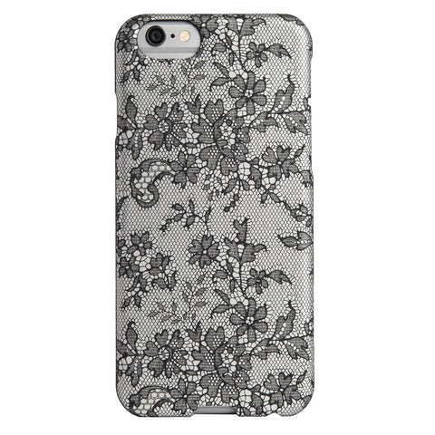 Case - IPhone 6/6s SlimShield - Fishnet Lace