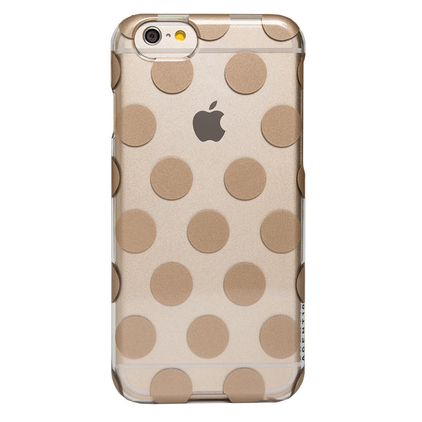 Case - IPhone 6/6s SlimShield - Gold Dots