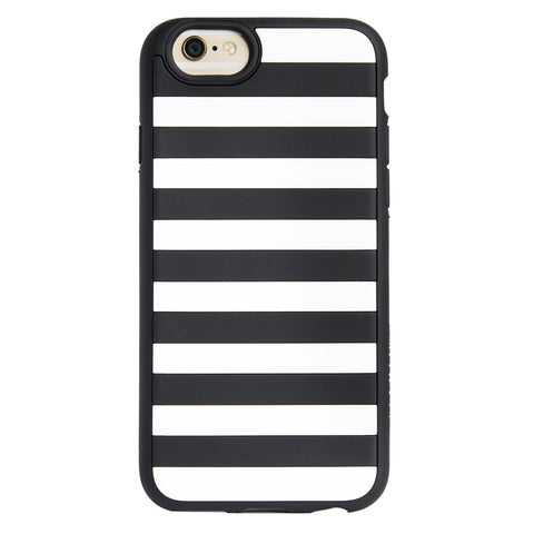 Case - IPhone 6/6s Vest - Black/White