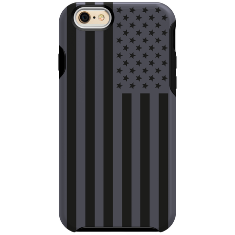 iPhone 6/6s Shock - Black Flag