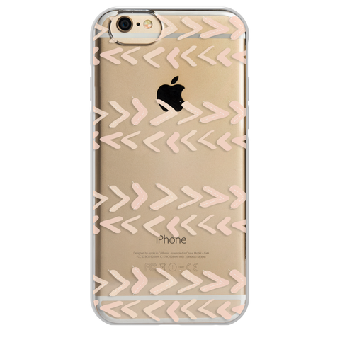 iPhone 6/6s ShockSlim - Painted Chevron
