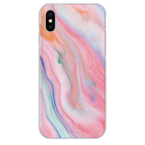 iPhone X Flexshield - Marble Swirl