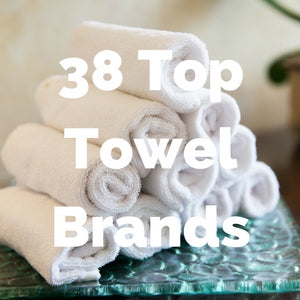 38 top towel brands