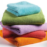 Abyss Twill Bath Towels