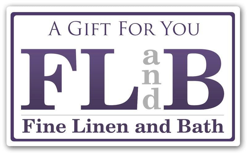 Purchase a Fine Linen and Bath Gift Card