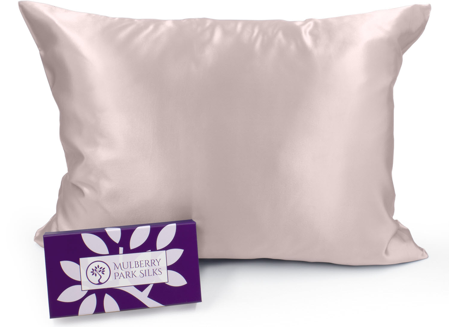 22 momme silk pillowcase with gift box