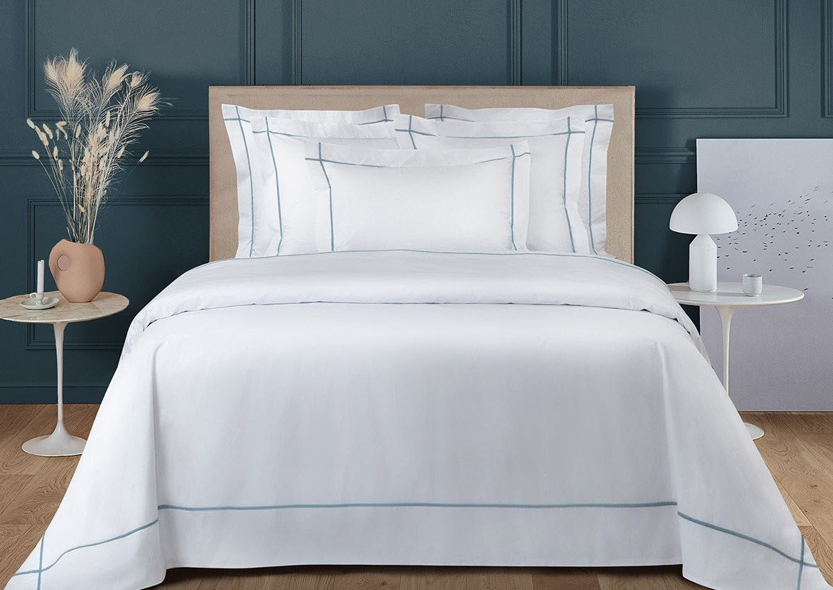 Yves Delorme Athena Luxury Percale Sheets
