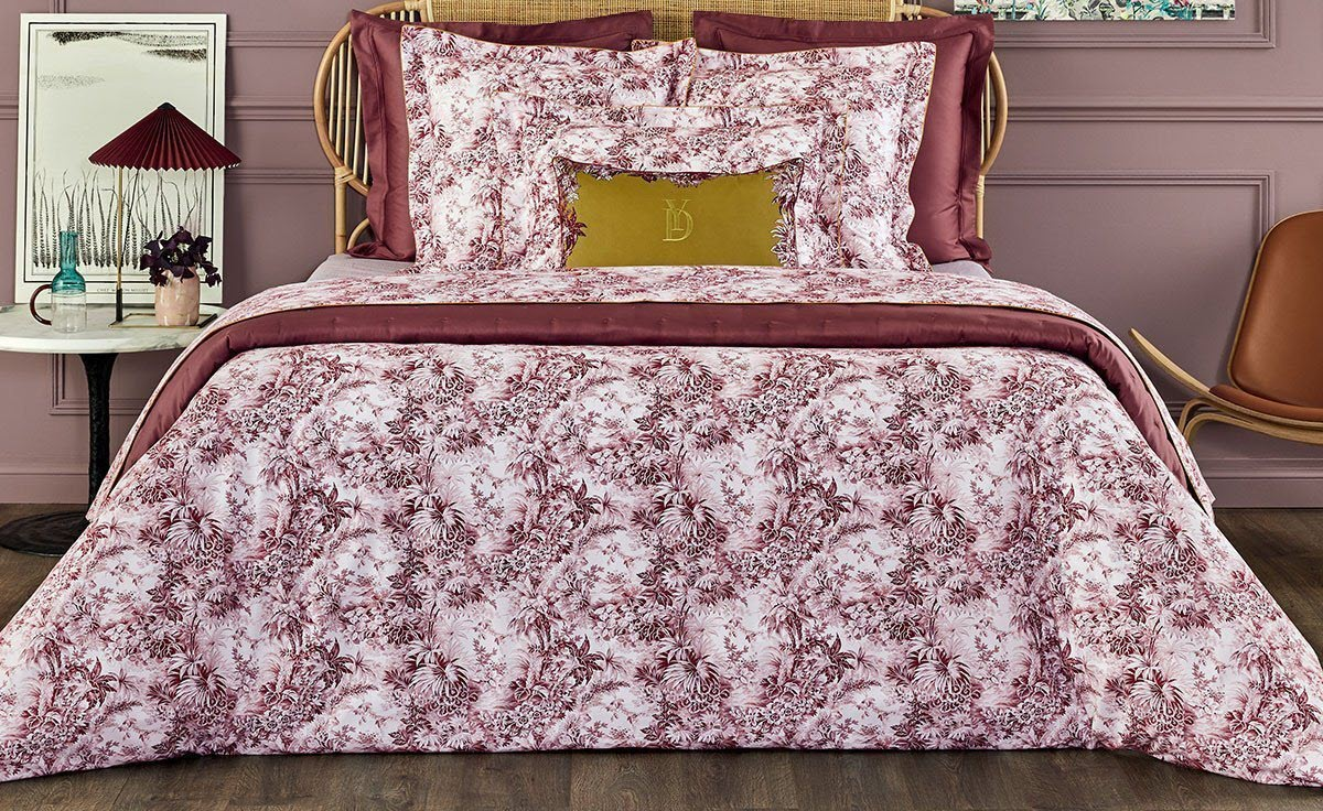Yves Delorme Pour Toujours bed collection