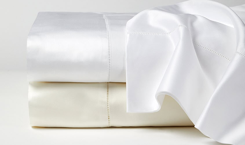 Sferra Giza 45 sateen sheet sets